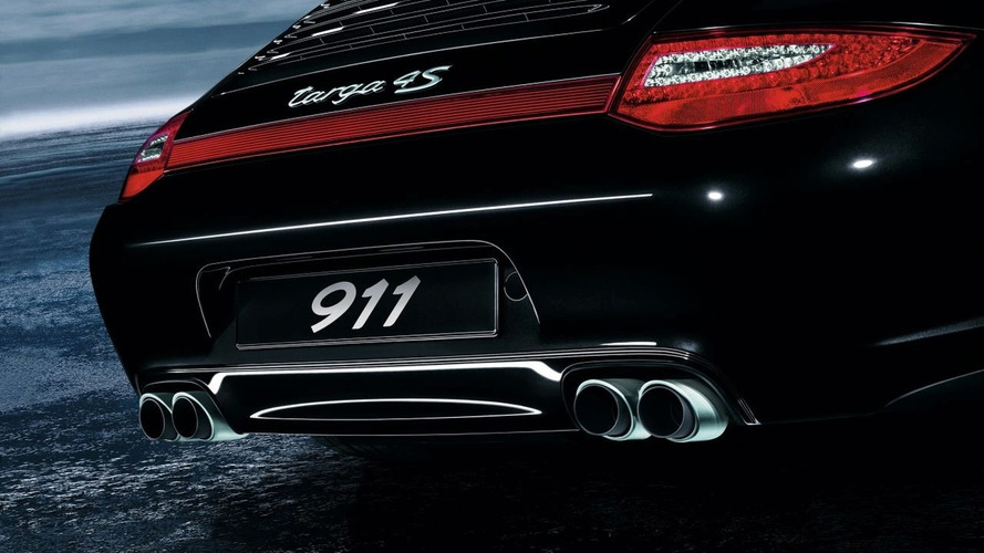 Porsche 911 Carrera and Targa 4 Get New Sports Exhaust System