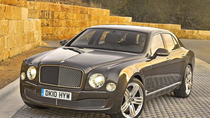 Bentley Mulsanne first driving footage released [Video]