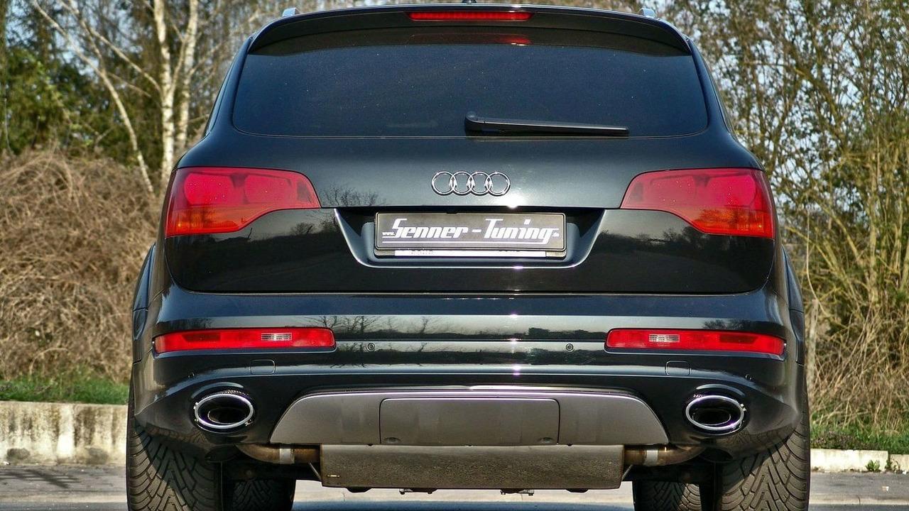 Audi Q V Styling Conversion By Senner Tuning Motorcom Photos - Audi q7 v12