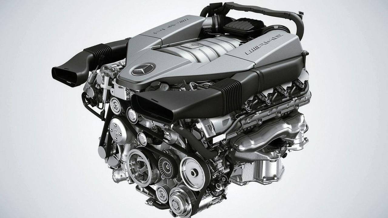 Mercedes Amg Dropping 62 Liter V8 For Bi Turbo 55 Report Benz Product 63 Litre Engine