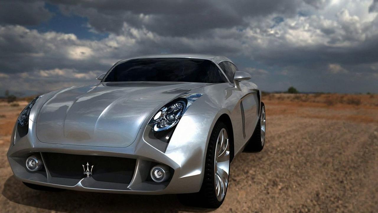 Maserati Kuba Compact-Car Concept