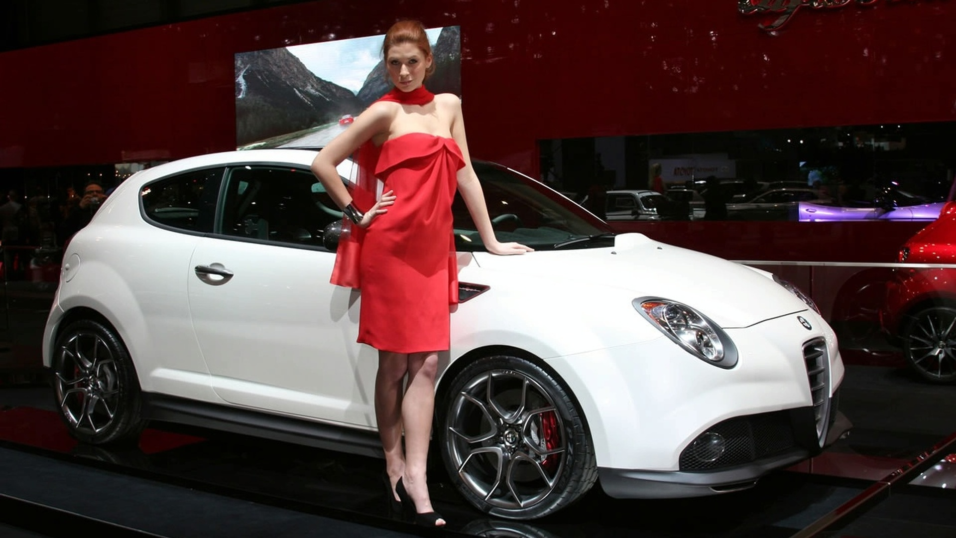 Alfa Romeo Mito Gta Development Abandoned
