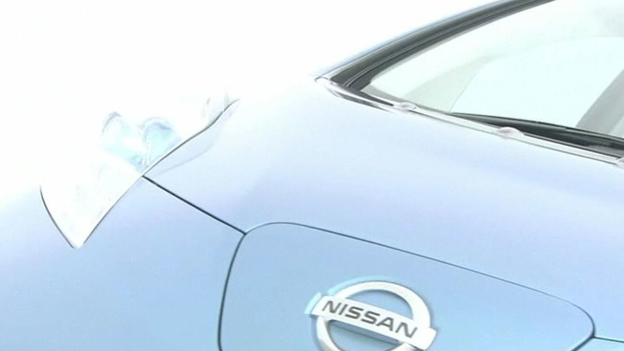 First Nissan EV Teaser Released on Micro-Site