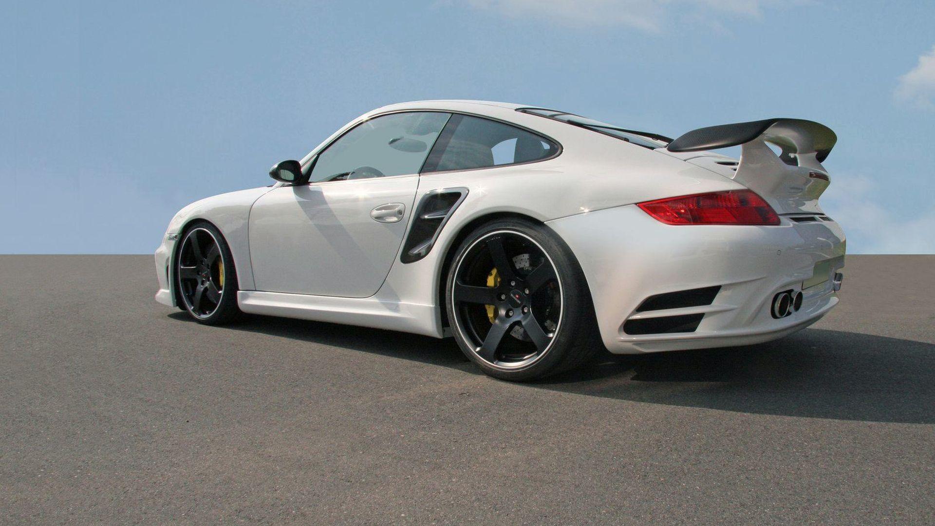 Porsche 997 Turbo >> Mansory Releases Tuning Program For Porsche 997 Turbo