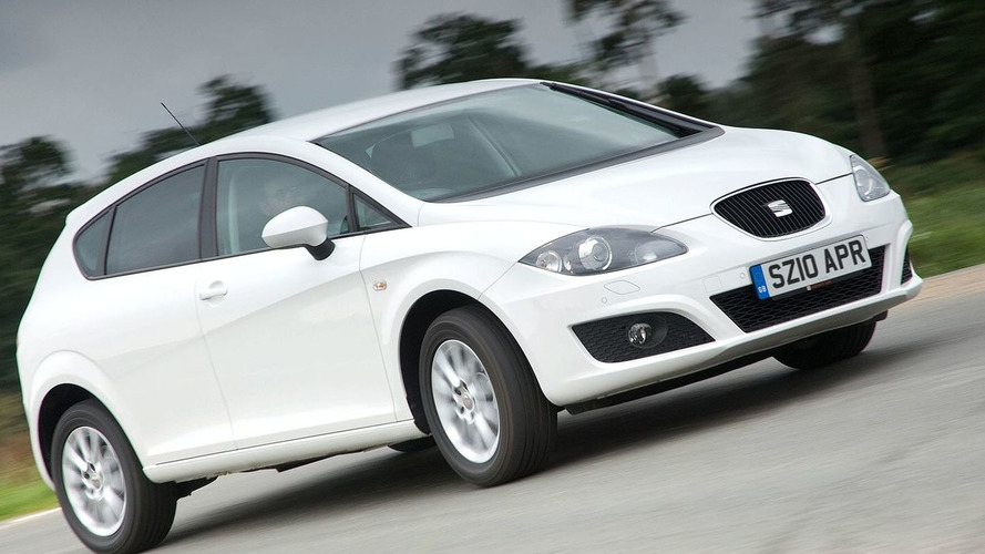 Seat Leon Ecomotive goes 10,000 on Single Tank