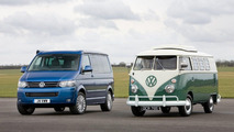 Volkswagen T5 and T1 Transporter vans 17.03.2010