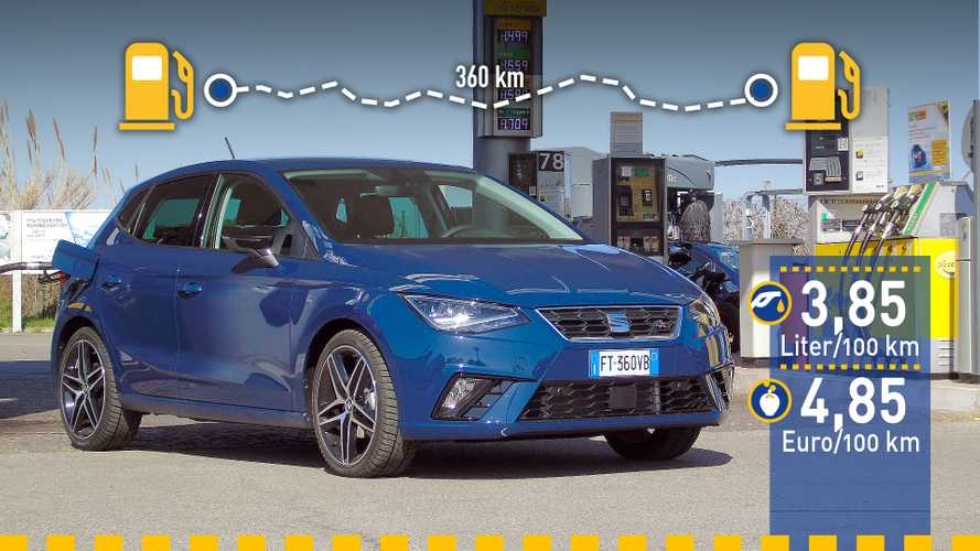 Tatsächlicher Verbrauch: Seat Ibiza 1.6 TDI im Test