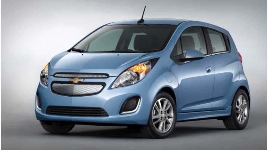 Exclusive: GM Exec Says Spark EV's 400lb-ft of Torque No Misprint