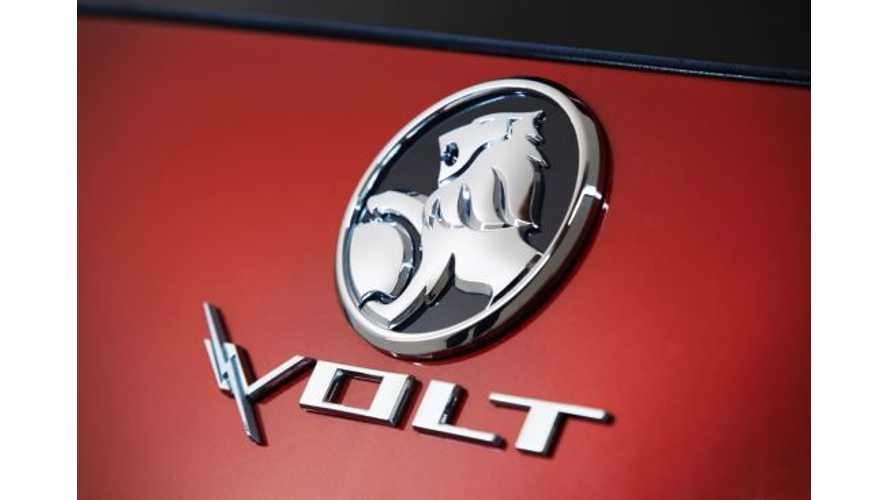 Holden Volt is Frighteningly Expensive in New Zealand