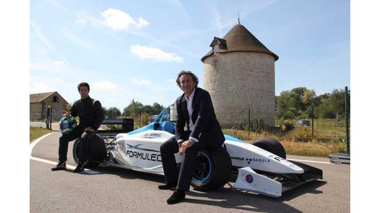 Formula E Finalizes 8 Race Schedule for 2014