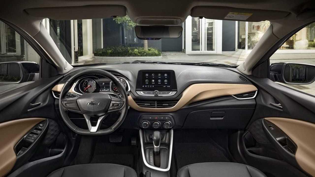 Chevrolet Onix Sedan 2020 (China)