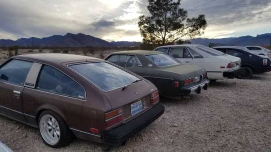 Five Rare JDM Classic Toyotas Surface On Craigslist