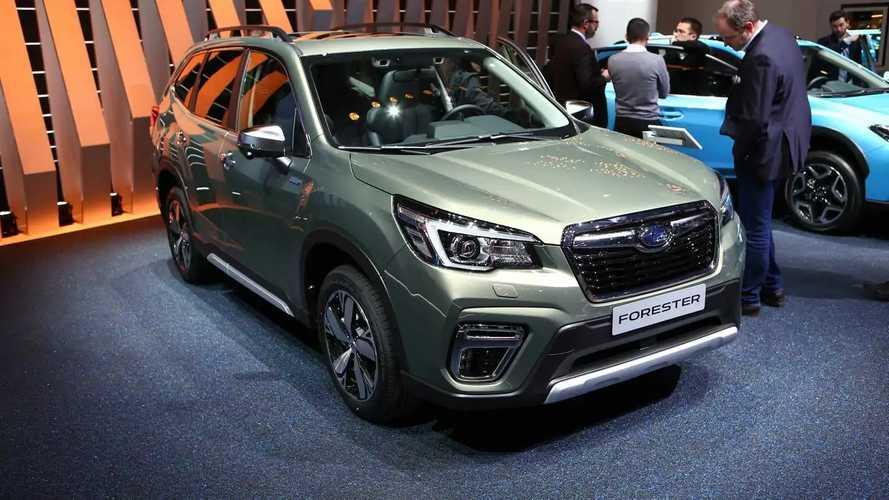 Subaru no Salão de Genebra 2019