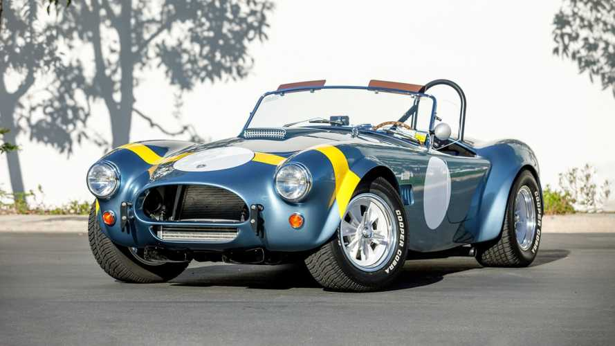 This Shelby Cobra 50th Anniversary Car Revived The Legend