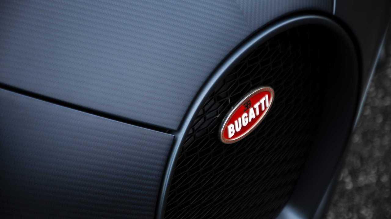 Bugatti Chiron Sport 110 yıl Bugatti