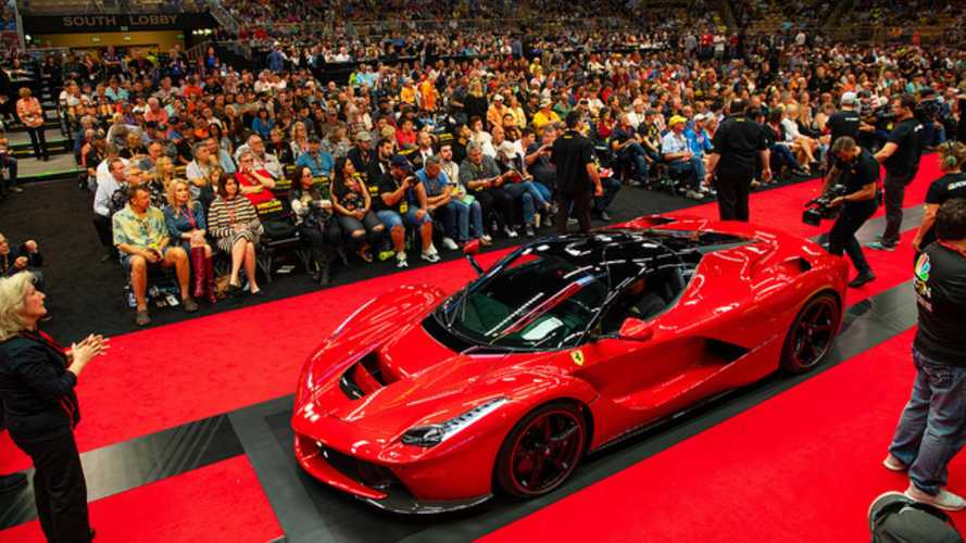 Mecum Moves $133.8 Million Worth Of Inventory In January