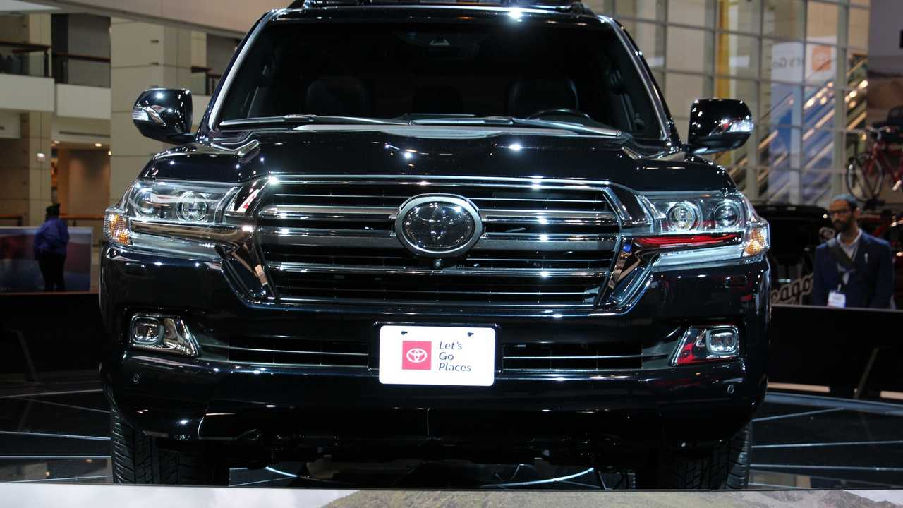 Toyota Land Cruiser To Lose V8 Engines For Next Generation?