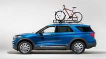 Ford Explorer Yakima Accessories