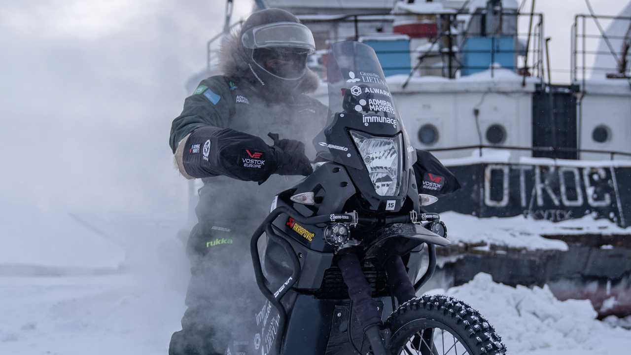 The Coldest Ride (Photo by Egidijus Pudziuvelis) (9)
