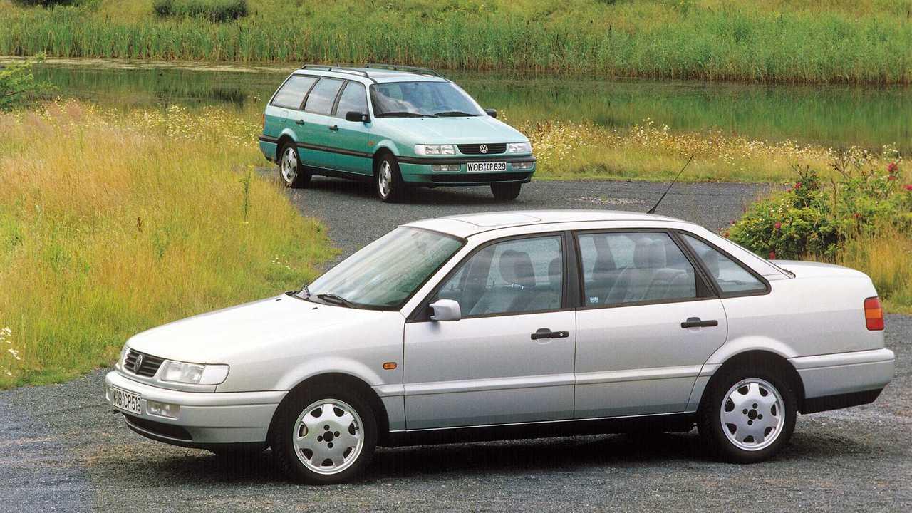 Volkswagen Passat (1993)