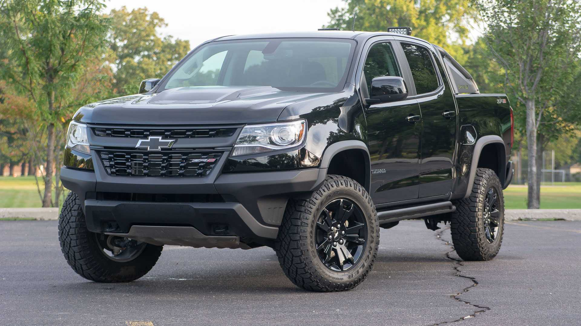 Chevy Colorado 2018 >> 2018 Chevrolet Colorado Zr2 Review Everyday Off Roading