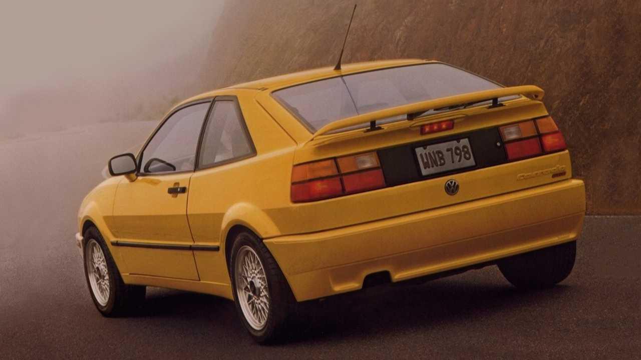 Volkswagen Corrado G60 1989-95 3