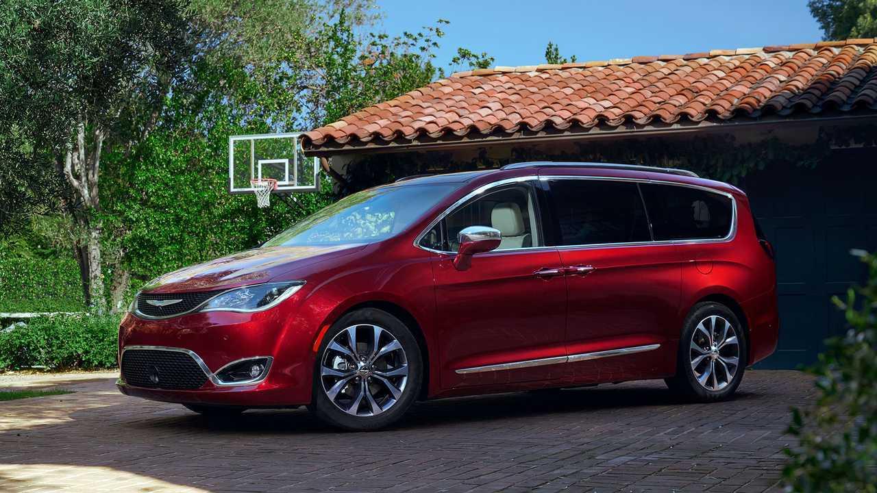 You don't need a three-row SUV, you need a minivan.