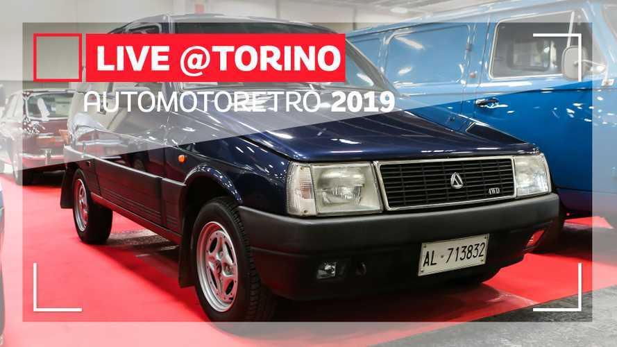 Le più belle auto in vendita ad Automotoretrò 2019