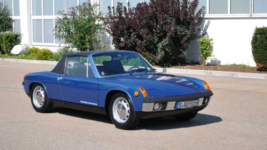 Porsche 914 Snubbed During 50th Anniversary Year