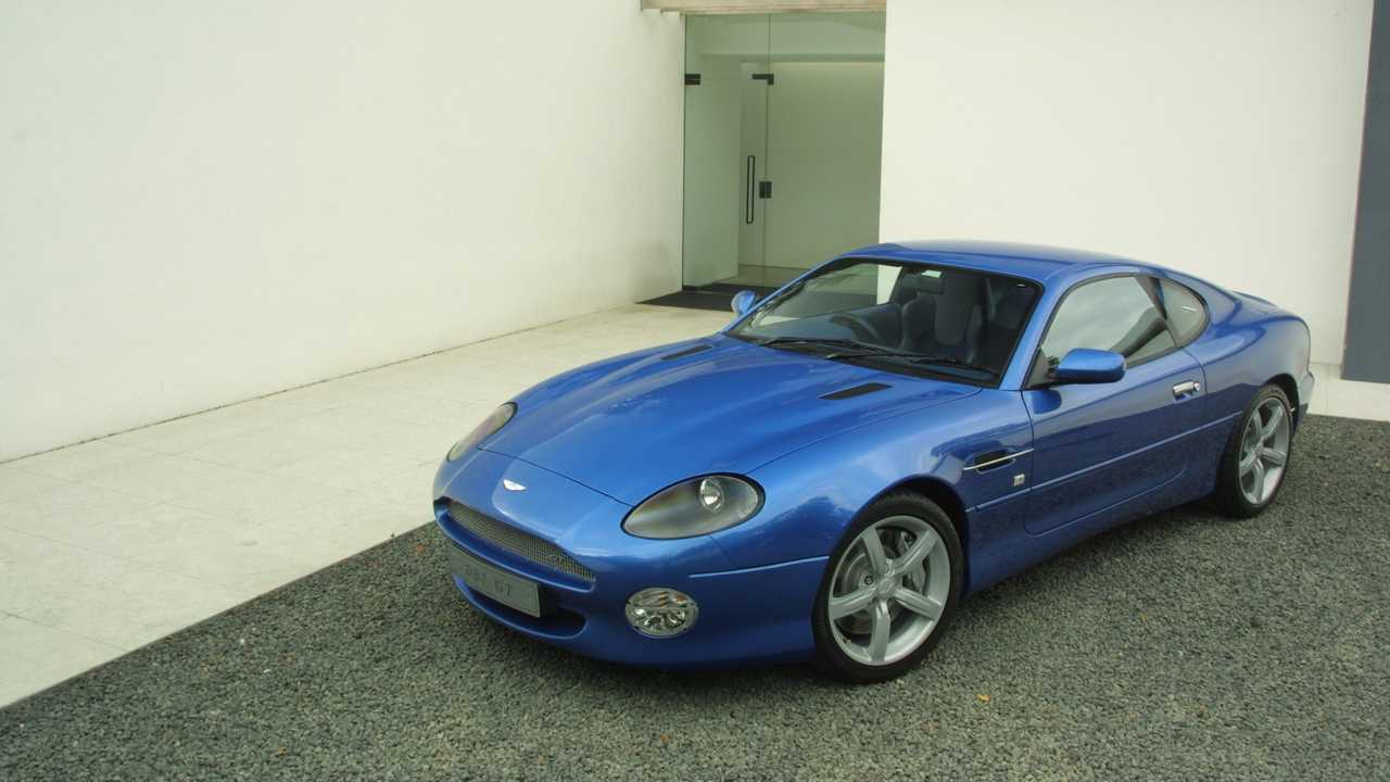 25 Years of Aston Martin DB7