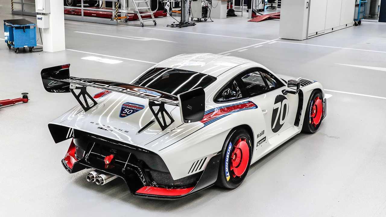 Porsche 935 - Projekt streng geheim