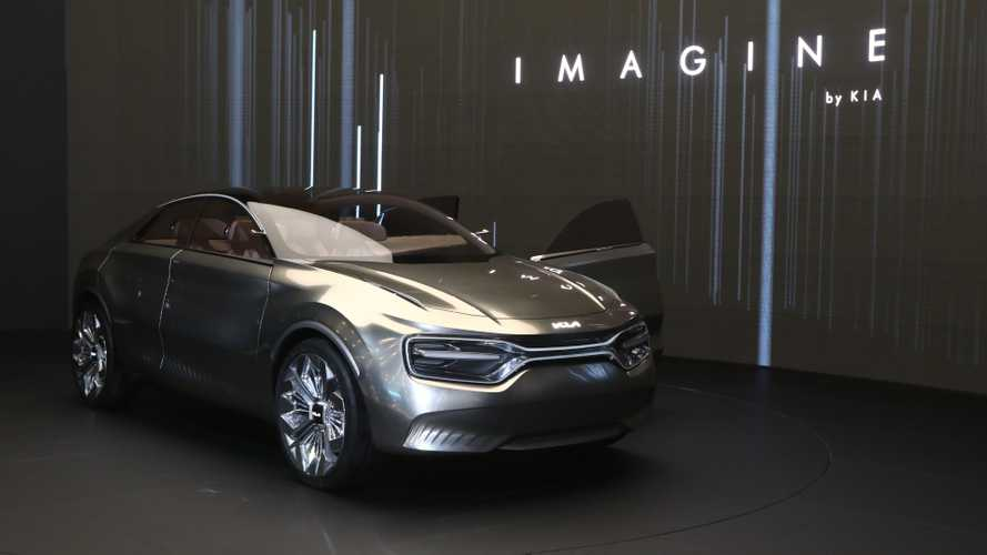 Imagine By Kia Concept debuts in Geneva seeking emotional connections