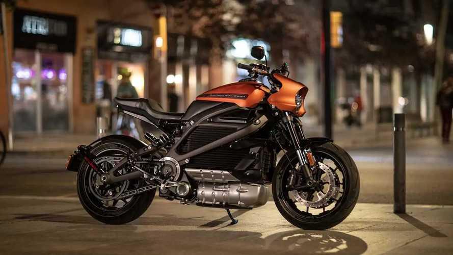 La Harley-Davidson LiveWire eléctrica ya tiene precio