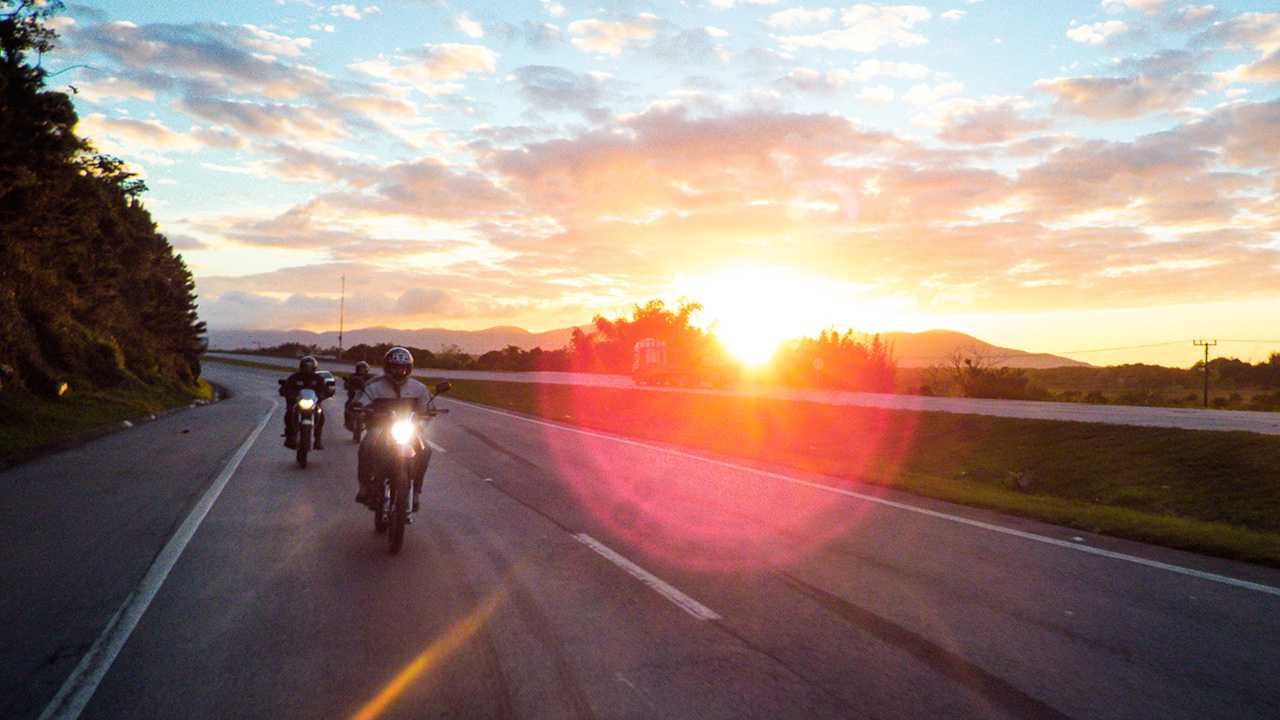 5 Motorcycles Commuters Cities