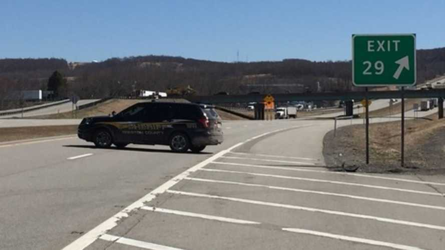 WV Highway Shut Down After Man Threatens President Trump, Pentagon