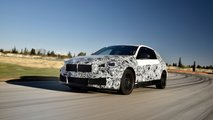 2020 BMW 1 Series testing in Miramas