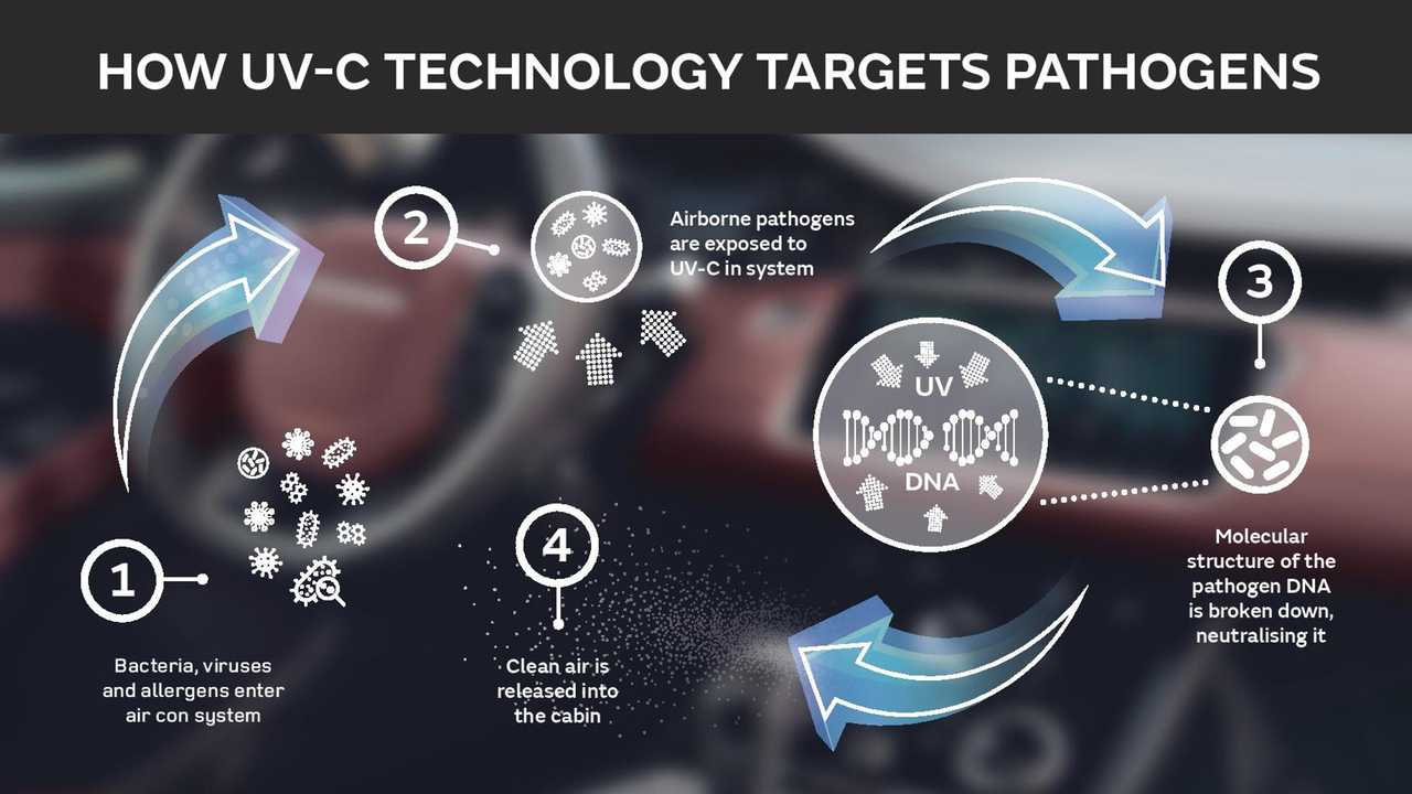 Jaguar Land Rrover Pathogens Infographic