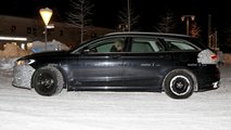 Ford Mondeo Wagon facelift new spy photo