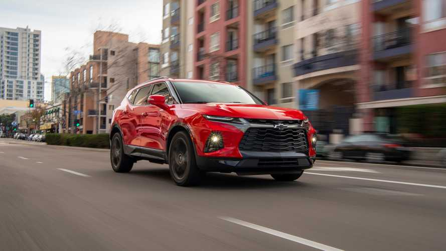 2019 Chevrolet Blazer: First Drive