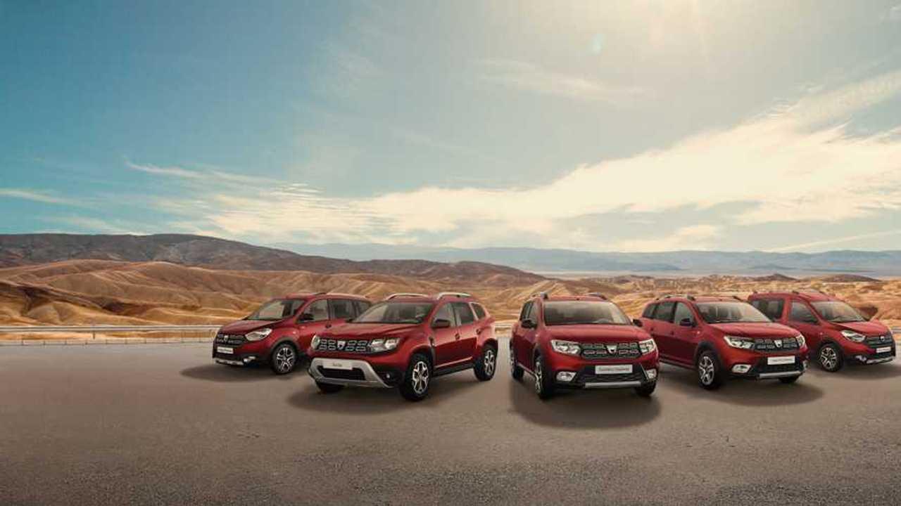 Dacia serie especial Techroad 2019