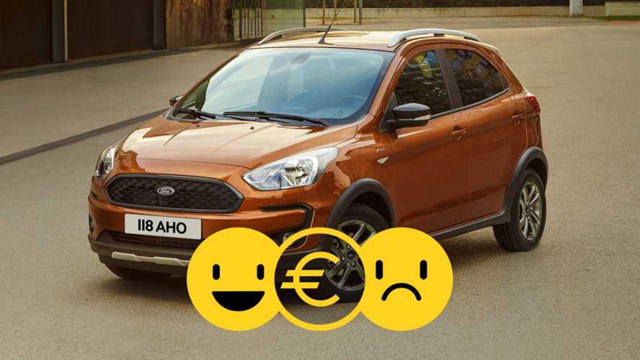 Copertina Promozione Ford Ka+, perché conviene e perché no