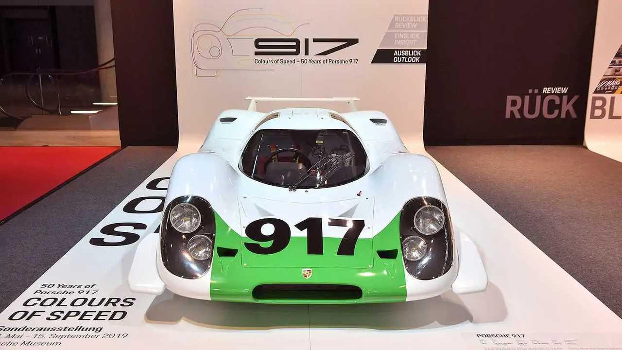 Porsche feiert