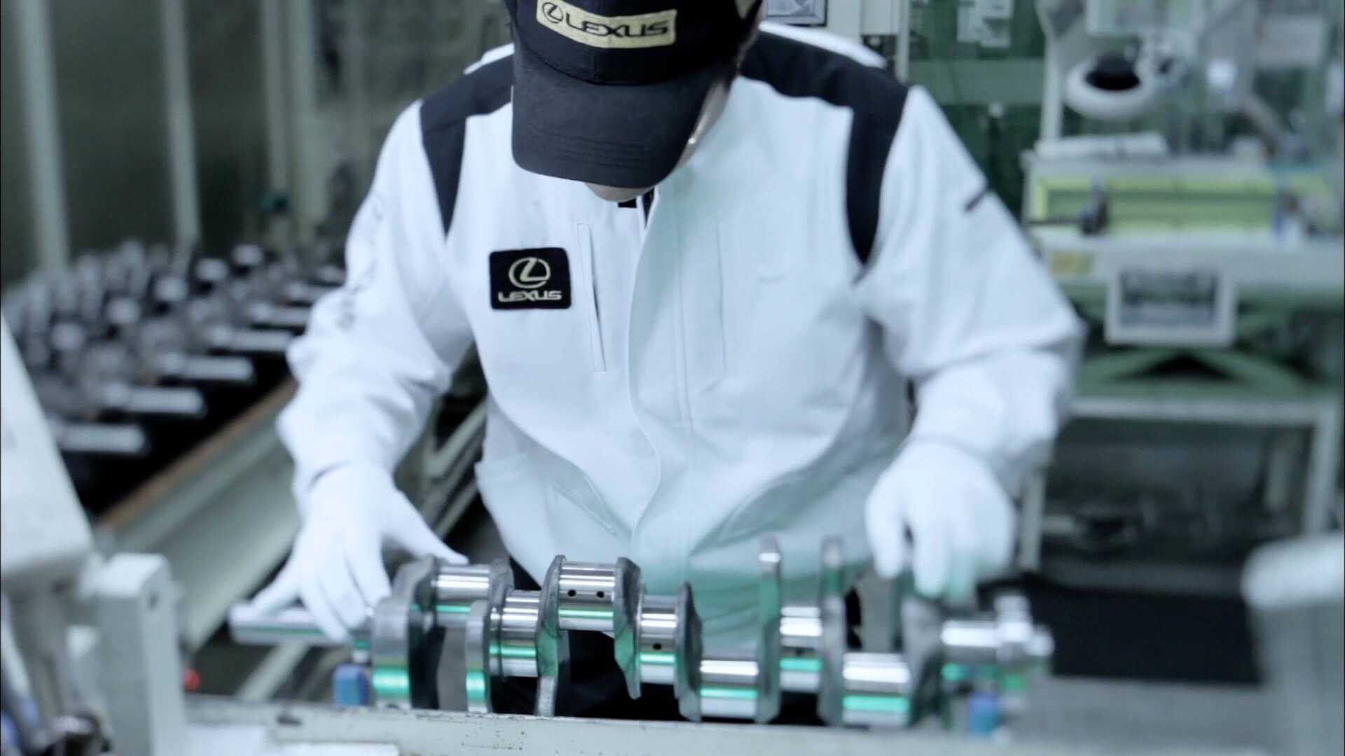 Lexus To Launch Crazy 60,000-Hour Video On How It Builds Cars