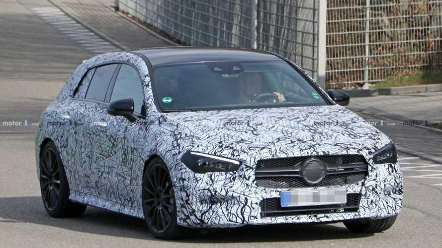 La Mercedes-AMG CLA 35 Shooting est en approche