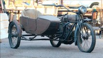 1917 Indian Twin Sidecar