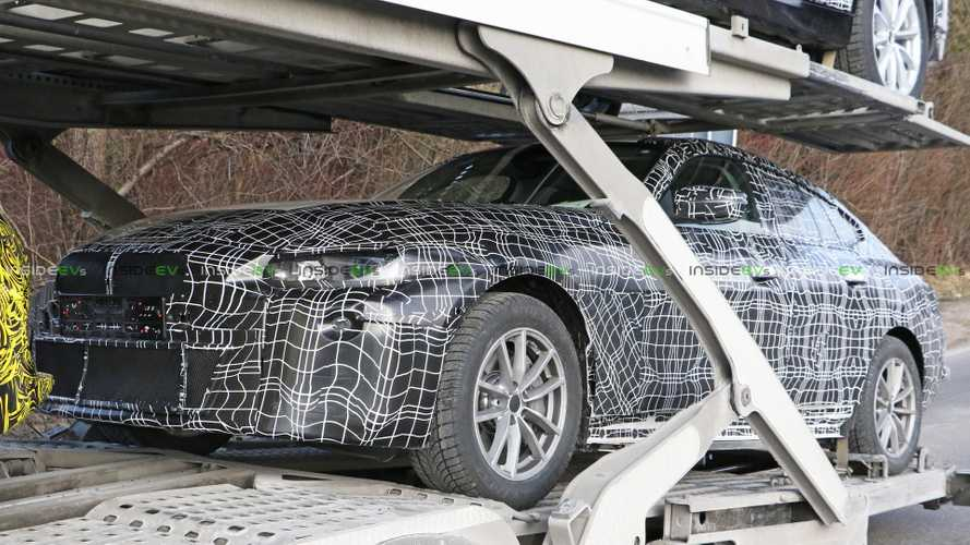 Electric BMW i4 Spied For First Time: Looks Ready To Roll