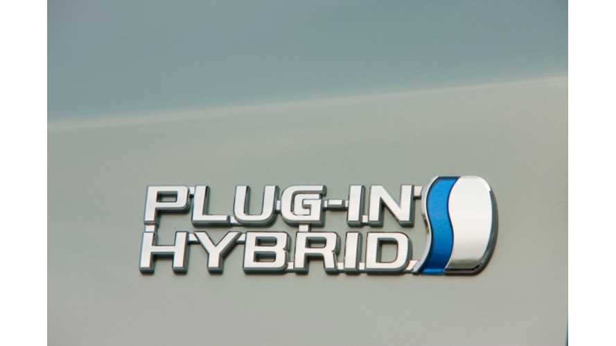 Should Plug-In Hybrids be the Immediate Focus and Electric Vehicles for the Future
