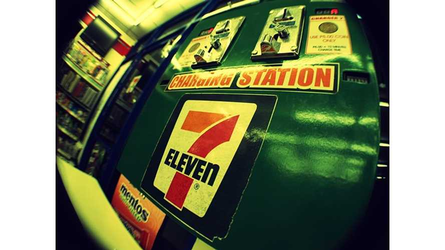 7-Eleven Now Offers Quick Charging in New York City