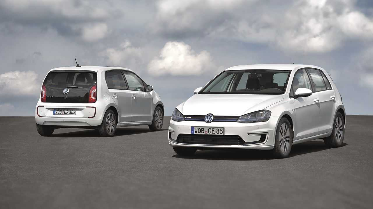 Volkswagen e-Golf Expected to be Priced at 35,000 Euros