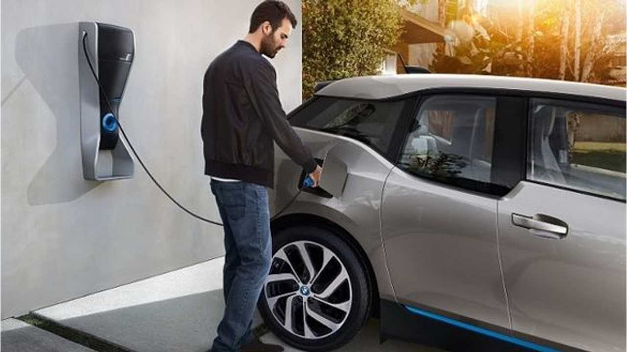 BMW Teams With Schneider Electric for i3 Residential Charger Installs in UK